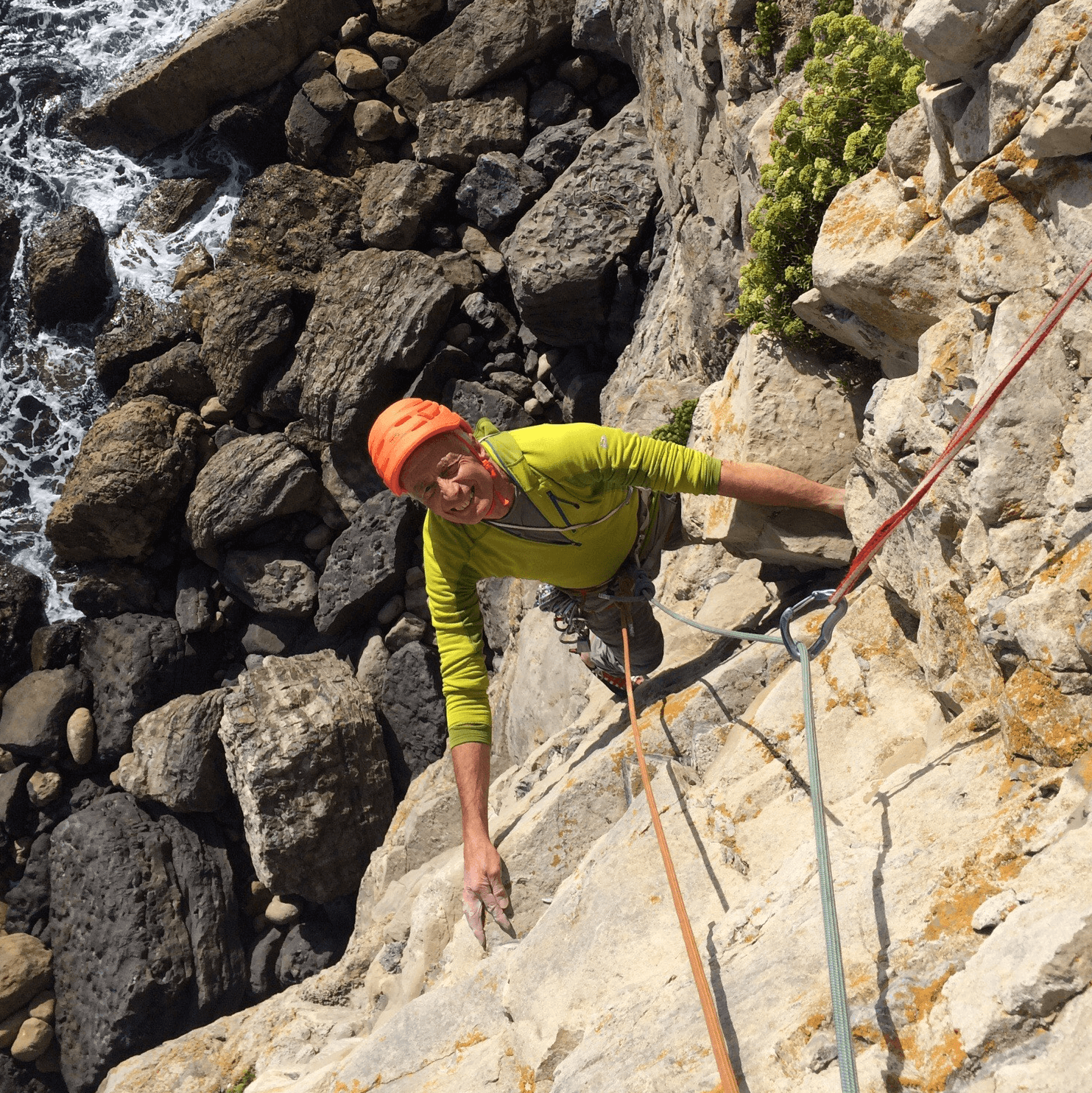 Rock climbing courses in the South West