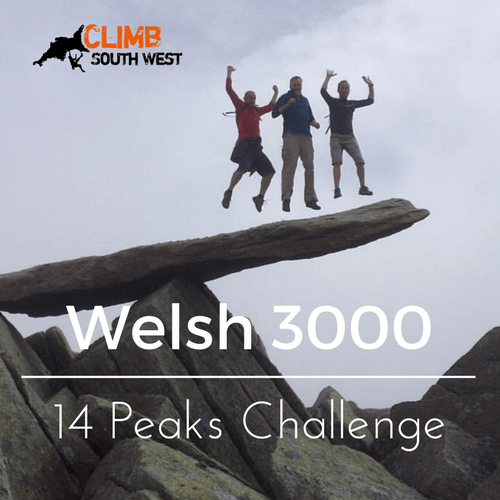 Welsh 3000 14 Peaks Challenge Events