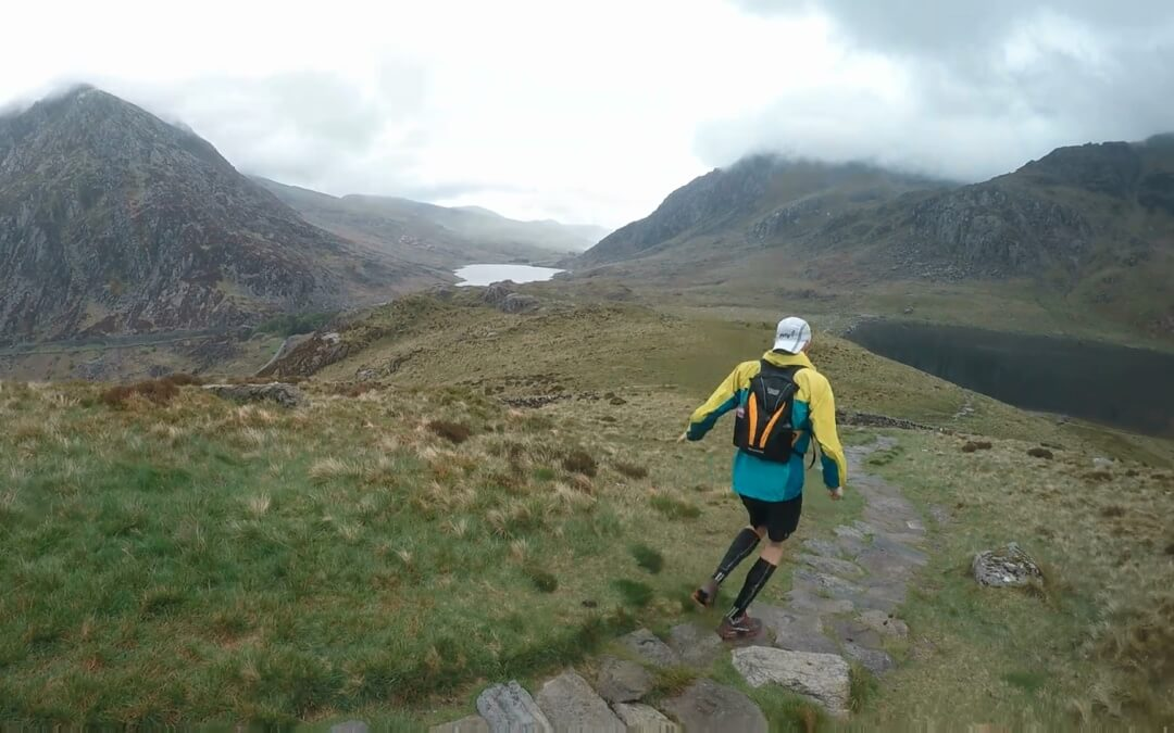 Running the Welsh 3000 Snowdonia