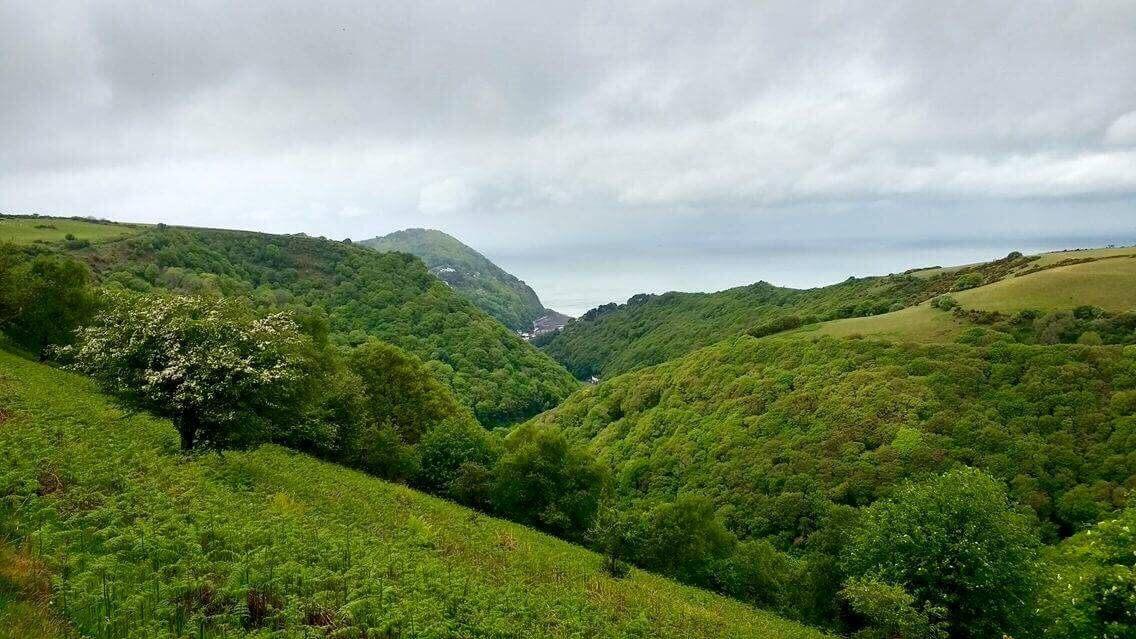 Lynmouth Coast to Coast