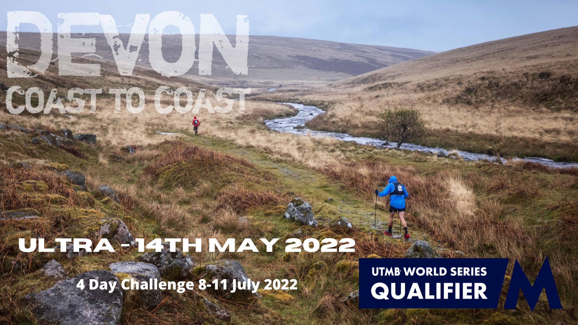 Devon Coast to Coast Ultra Marathon